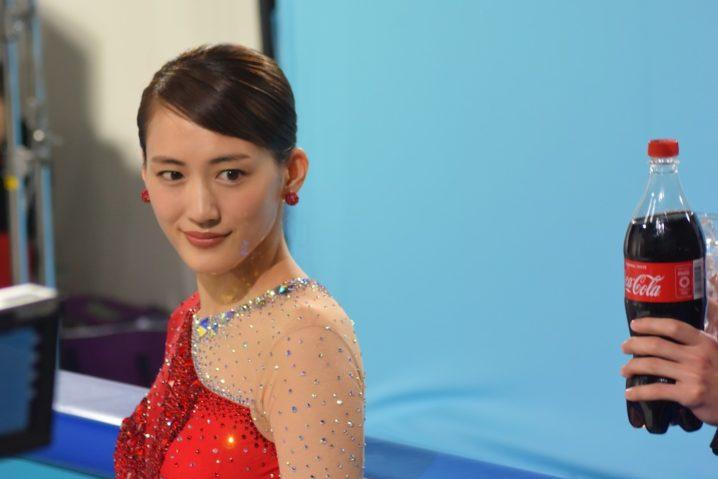 綾瀬はるか、フィギュアスケート選手に!?髙橋大輔 演じるコーチと夢の舞台に立つ!コカ・コーラ 新CM