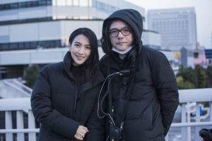 JY(知英)、岩井俊二とコラボ