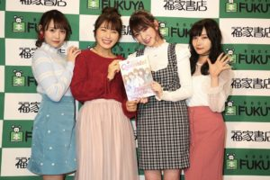 NMB48の最強女子力メンバー吉田朱里、太田夢莉、渋谷凪咲、村瀬紗英、植村梓が、新ユニット「Queentet」(クイーンテット)