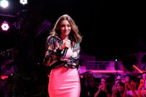 Celine Farach(セリーヌ・ファラッチ)、「COSMOPOLITAN SUMMER Party」で圧巻のステージ披露!