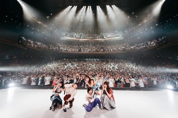 Little Glee Monster(リトル グリー モンスター/リトグリ)ライブツアー「Little Glee Monster Live Tour 2018~Calling!!!!!」@オリンパスホール八王子