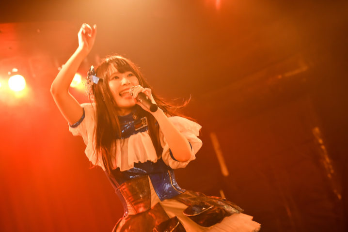 みのりほのか/11月27日(火)に渋谷Star loungeで行った「みのりほのか主催『ピンク・レディー「UFO」公式カバーCD発売イベント』」