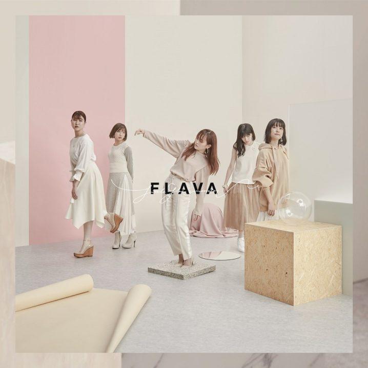 Little Glee Monster・4thアルバム「FLAVA」アートワーク【初回限定盤B DVD】