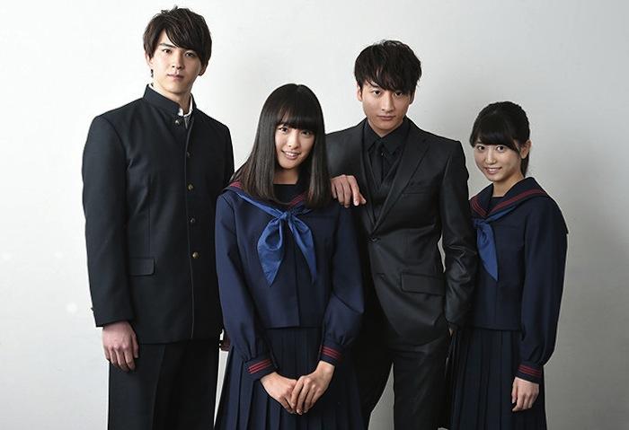 大友花恋、小関裕太、甲斐翔真、喜多乃愛/FOD連続ドラマ『いつか、眠りにつく日』
