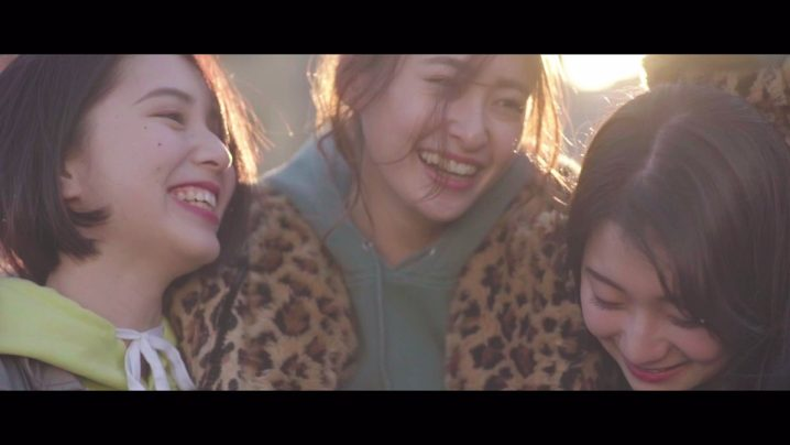 miwa「RUN FUN RUN」MVより