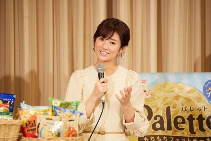 木村文乃/「ボンマルシェ スペシャルイベント ~旅するごちそう~」にて(2019年3月22日)