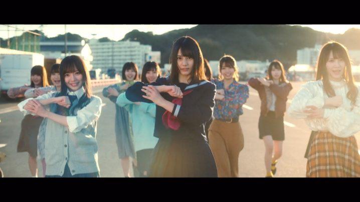 日向坂46 「ときめき草」Music Videoより(デビューシングル「キュン」のTYPE-Cに収録)