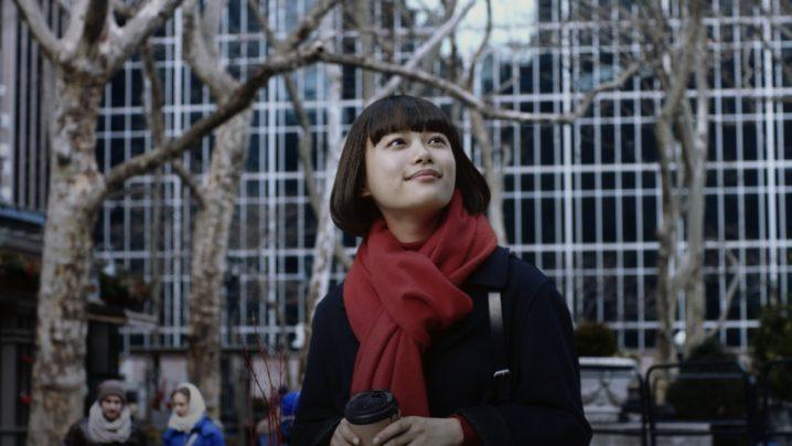 杉咲花/ソフトバンク新CM 『白戸家 上を向いて歩く』篇より