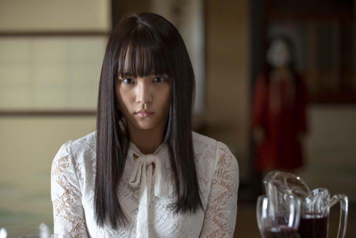浅川梨奈 主演映画「黒い乙女Q」