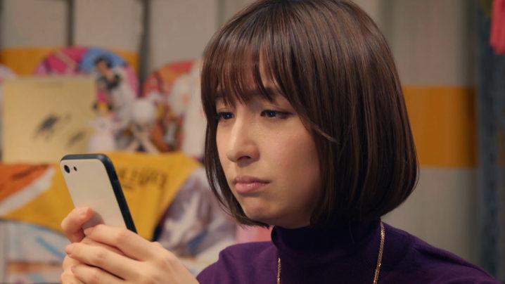 """篠田麻里子、主演ドラマ『鷹からマリコ~野球も私も""""裏""""がある~』"""