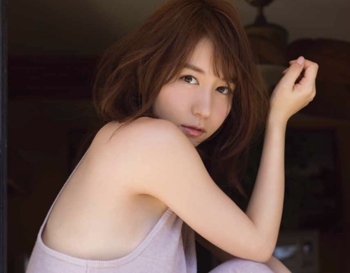 大場美奈(SKE48) 、1st写真集「本当の意味で大人になるということ」