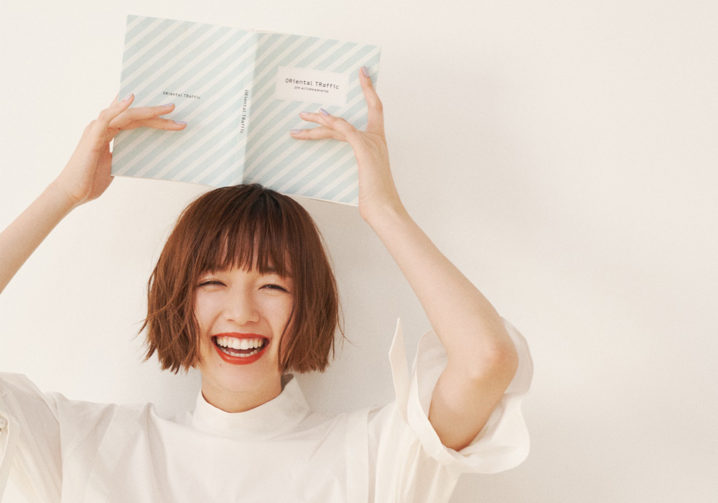 佐藤栞里、ORiental TRaffic 2019AW のイメージモデル