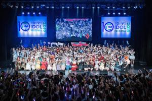 『TOKYO IDOL FESTIVAL 2019』グランドフィナーレの様子 TIF