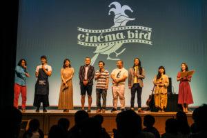 齊藤工発案の移動映画館「cinéma bird」