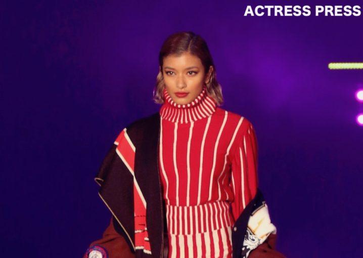 ローラ/2019年9月28日、GirlsAward2019AWにて。撮影:ACTRESS PRESS編集部