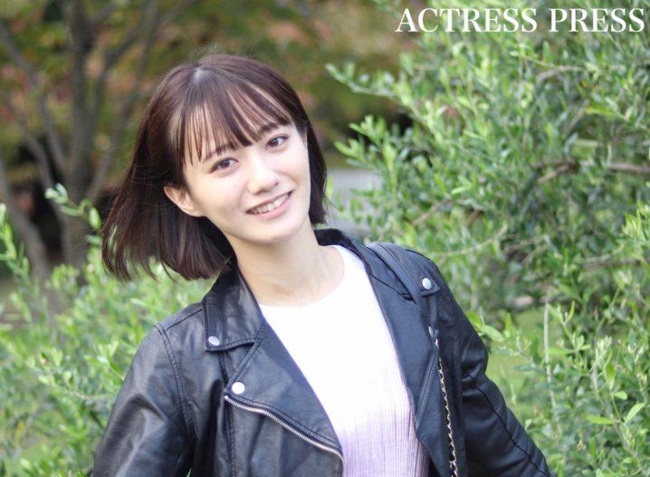 近藤真琴(dela)/2019年10月、東京にて. 撮影:ACTRESS PRESS編集部