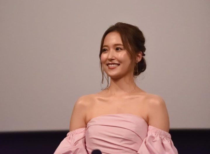 衛藤美彩/映画『静かな雨』 東京フィルメックス映画祭