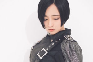 悠木碧、ニューシングル「Unbreakable」のアーティスト写真