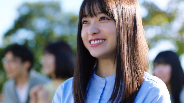 橋本環奈/「進研ゼミ中学準備講座」CM(2019年11月22日〜)