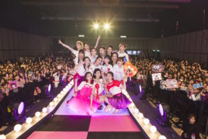 ViViNight in Taipei(11月16日(土)、 台湾の新光三越Legacy MAXにて。(モデル:八木アリサ/立花恵理/emma /谷まりあ /藤井サチ/miu/古畑星夏/藤田ニコル/愛花)