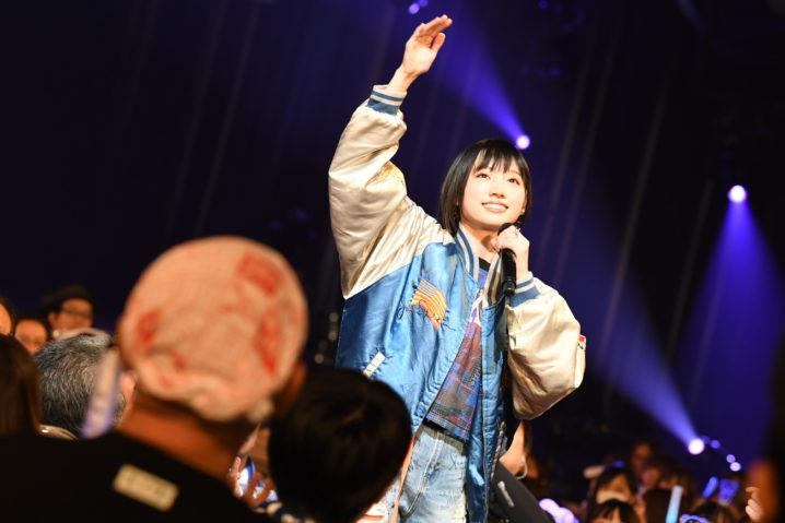 太田夢莉(NMB48)/ソロコンサート「~Daydream~」(2019年11月17日、東京国際フォーラム・ホールCにて)