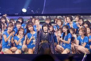 太田夢莉(おおた ゆうり)/NMB48の卒業コンサート(2019年11月25日、兵庫県・神戸 ワールド記念ホールにて)