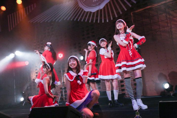 マジカル・パンチライン/2019年12月22日(日)、横浜赤レンガ倉庫にて開催の 毎日がクリスマス「マジ☆クリ2019〜マジでハッピーなクリスマス!〜」