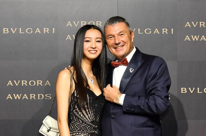 Koki,(コウキ)/2019年12月10日(火)、舞浜アンフィシアターにて開催された、第4回「BVLGARI AVRORA AWARDS 2019 /ブルガリ アウローラ アワード 2019」