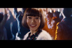 杉咲花/「SoftBank 5G」の新テレビCM「5G 予告」篇