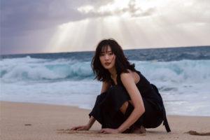 綾瀬はるかの「世界を食べる」フォトブック「ハルカノイセカイ」第2弾 ハワイ