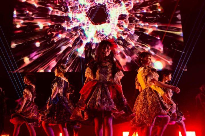 まねきケチャ/2020年1月4日(土)、 LINE CUBE SHIBUYA(渋谷公会堂)で新年を記念したワンマンライブ『 LINE CUBE SHIBUYA de まねきケチャ』
