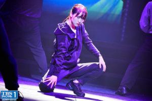 菅井友香(欅坂46)がヒロインを演じる舞台「飛龍伝2020」2020年2月8日(土)東京公演