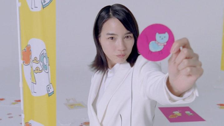 のん考案直筆のキャラクターやイラスト作品に注目!ラクスル・新TVCM