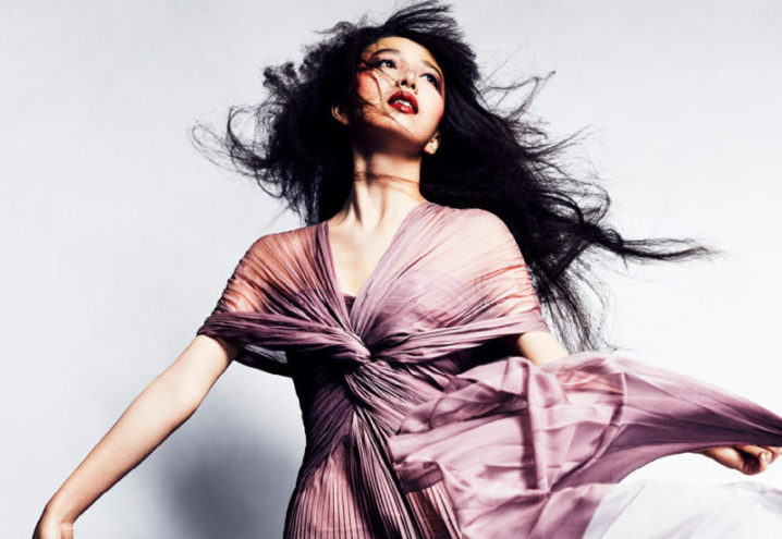Cocomi『VOGUE JAPAN』2020年5月号