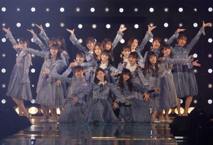 乃木坂46/2020年2月29日、国立代々木競技場 第一体育館にて (C)マイナビ TOKYO GIRLS COLLECTION2020 S/S