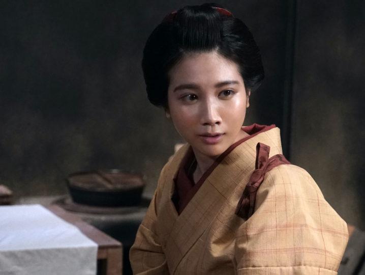 松本穂⾹/映画『みをつくし料理帖』場面写真
