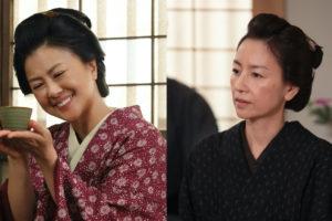 角川映画でデビューを果たした 薬師丸ひろ子、渡辺典子が映画『みをつくし料理帖』特別出演決定!