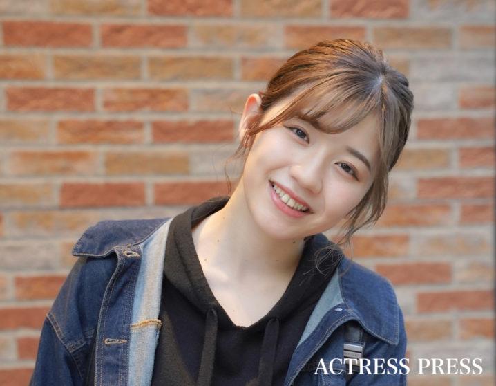 早見紗英(dela)/撮影:ACTRESS PRESS編集部(2020年)