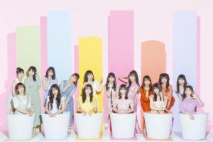 NMB48、23rdシングル「だってだってだって」