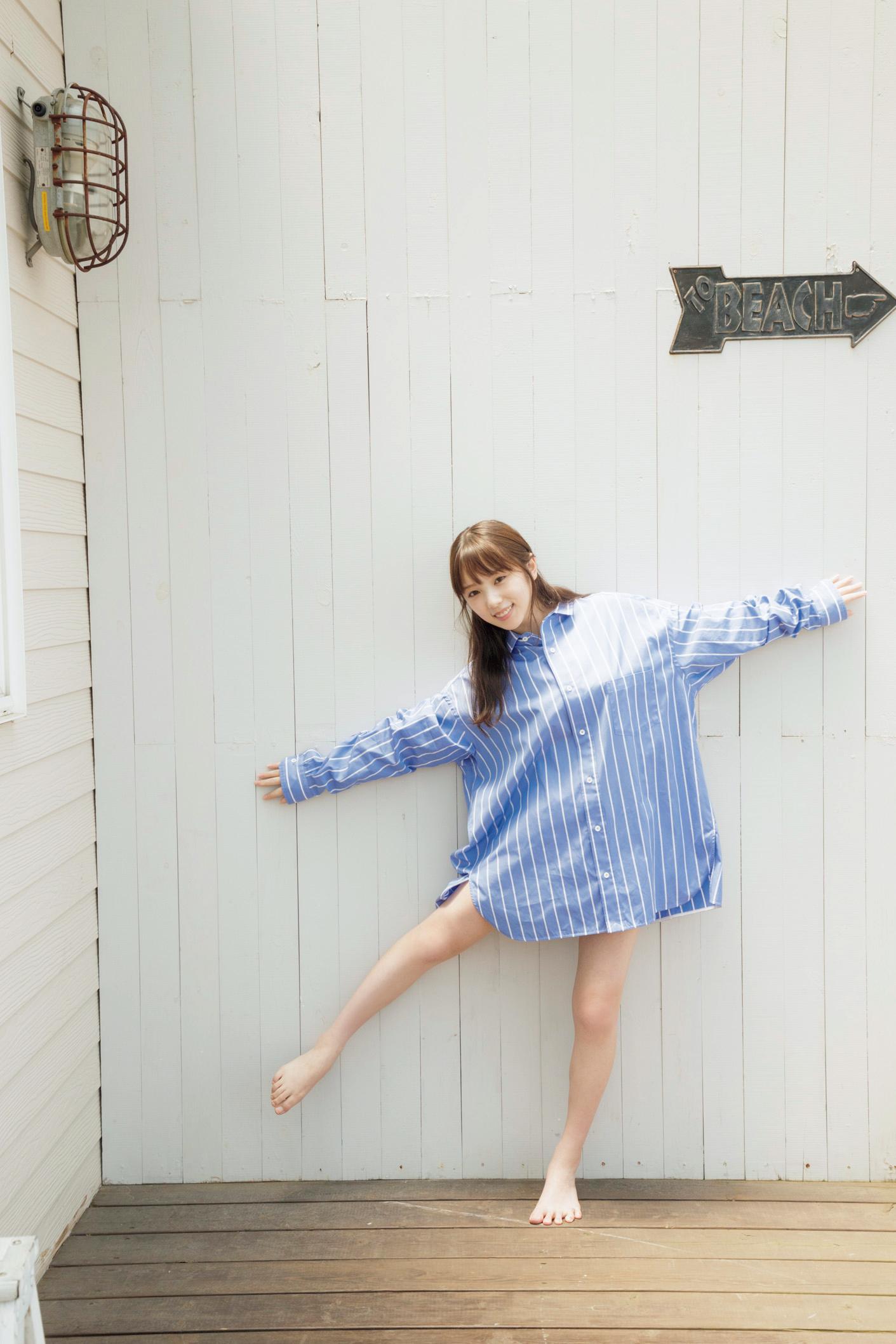 与田祐希(乃木坂46)『FLASHスペシャル』
