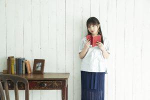 与田祐希(乃木坂46)、読書インタビュー企画「セブンネット読書倶楽部」