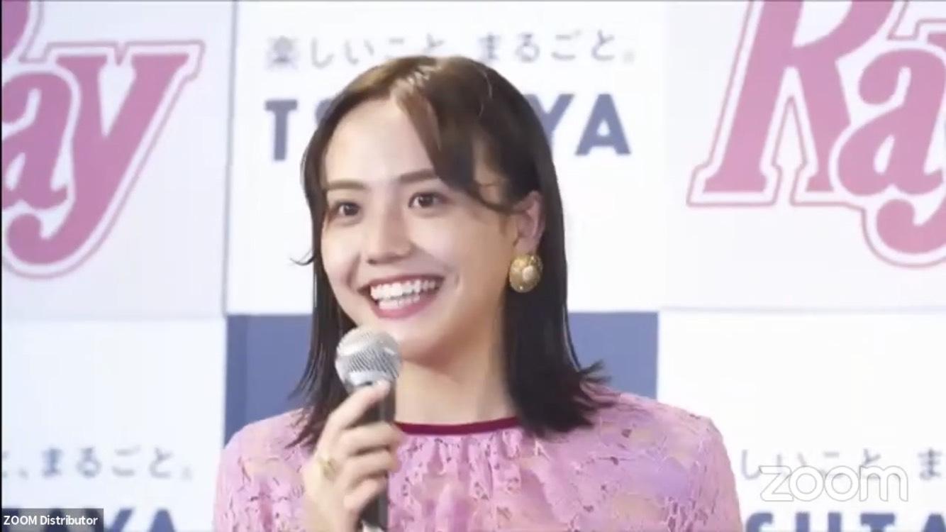 松井愛莉、専属モデルを務めた『Ray』卒業記念オンライントークイベント