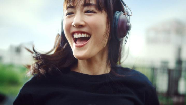 綾瀬はるか/コカ・コーラゼロCM(2020年8月)