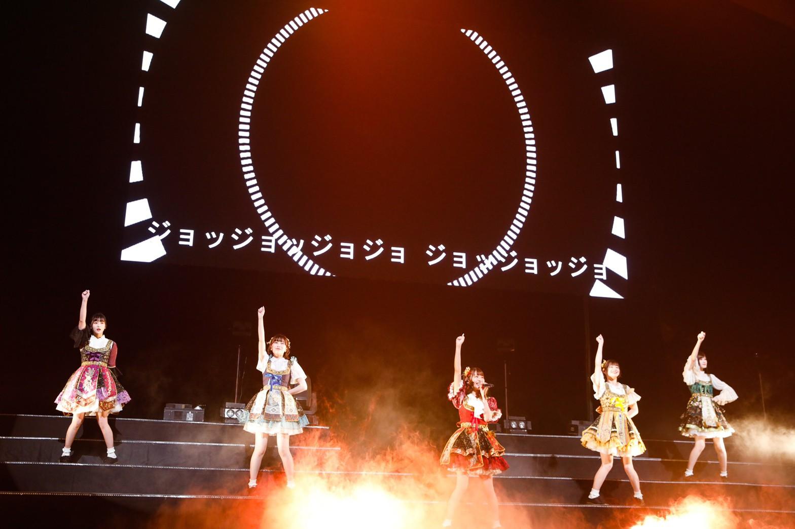 まねきケチャ結成5周年記念ライブ『パシフィコ横浜 de まねきケチャ』