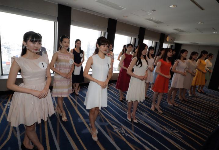 『第53回ミス日本コンテスト2021』東日本地区大会よりファイナリスト7名