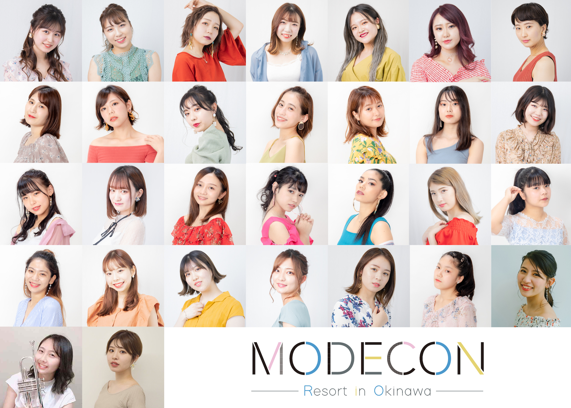 「MODECON Resort in Okinawa」全受賞者