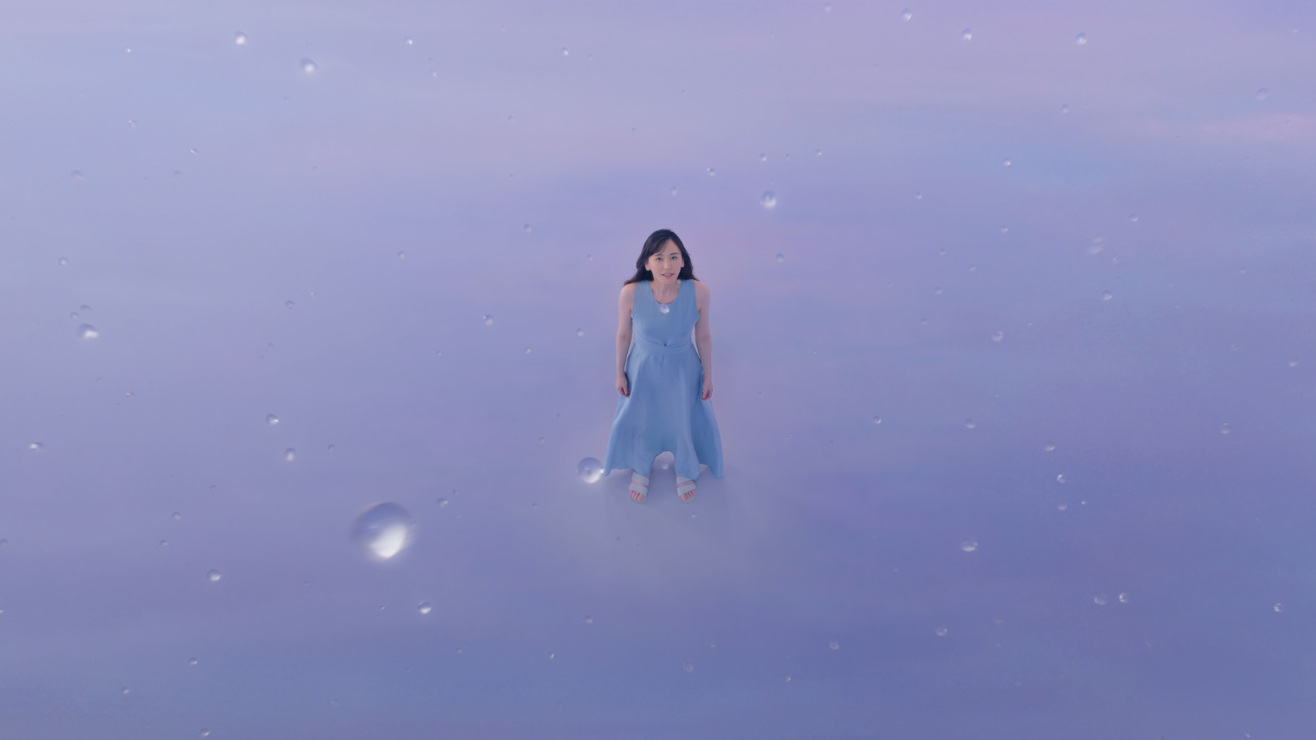 新垣結衣(あらがき ゆい)女優/コーセーのスキンケアブランド『雪肌精』CM