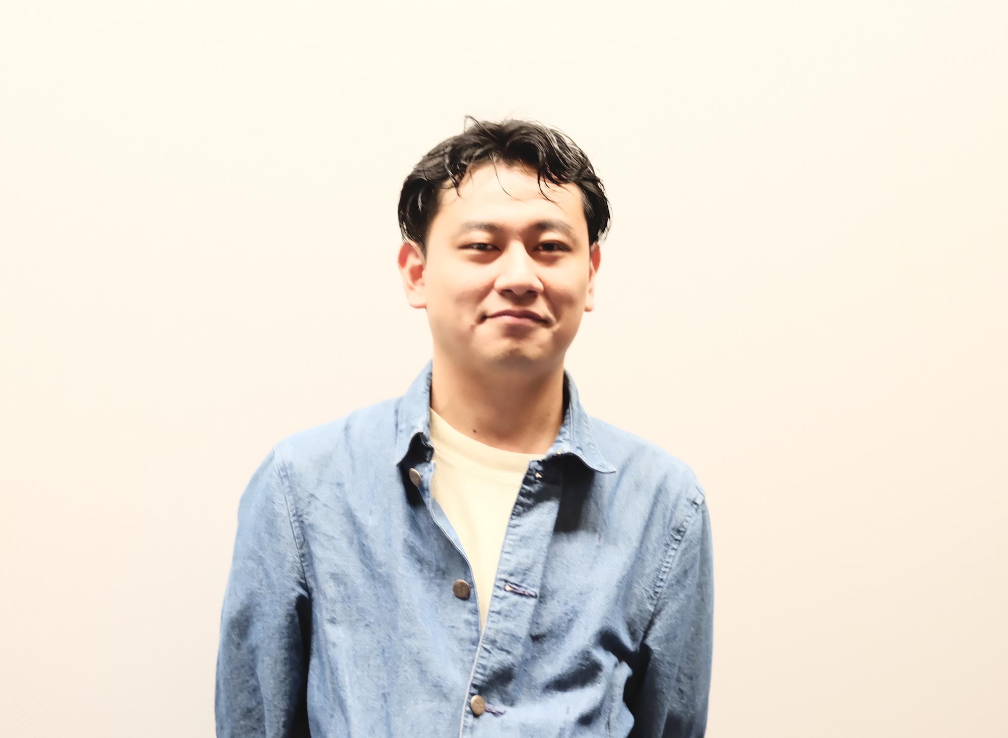 中川龍太郎監督/映画「蒲田前奏曲」公開記念舞台挨拶にて(2020年9月26日)