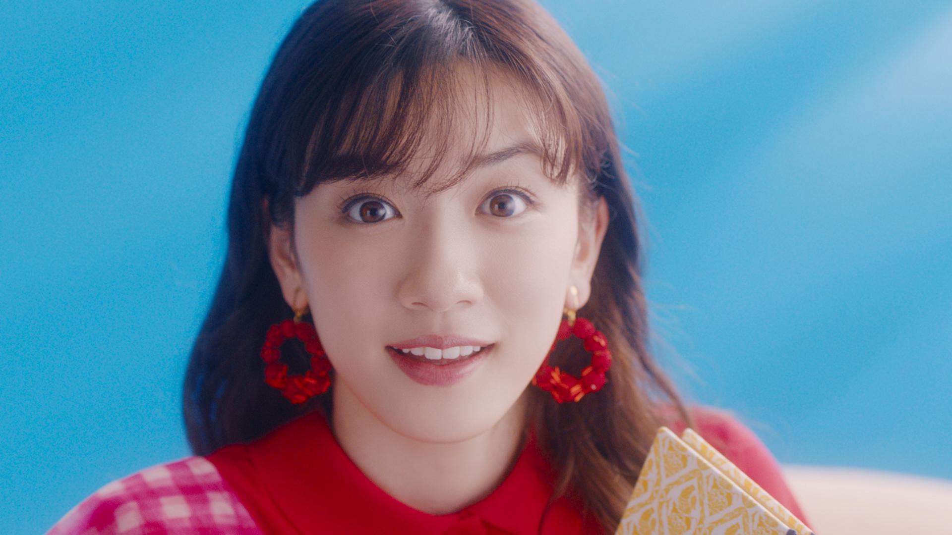 永野芽郁(ながの めい)/コンタクトのアイシティCM 女優、モデル