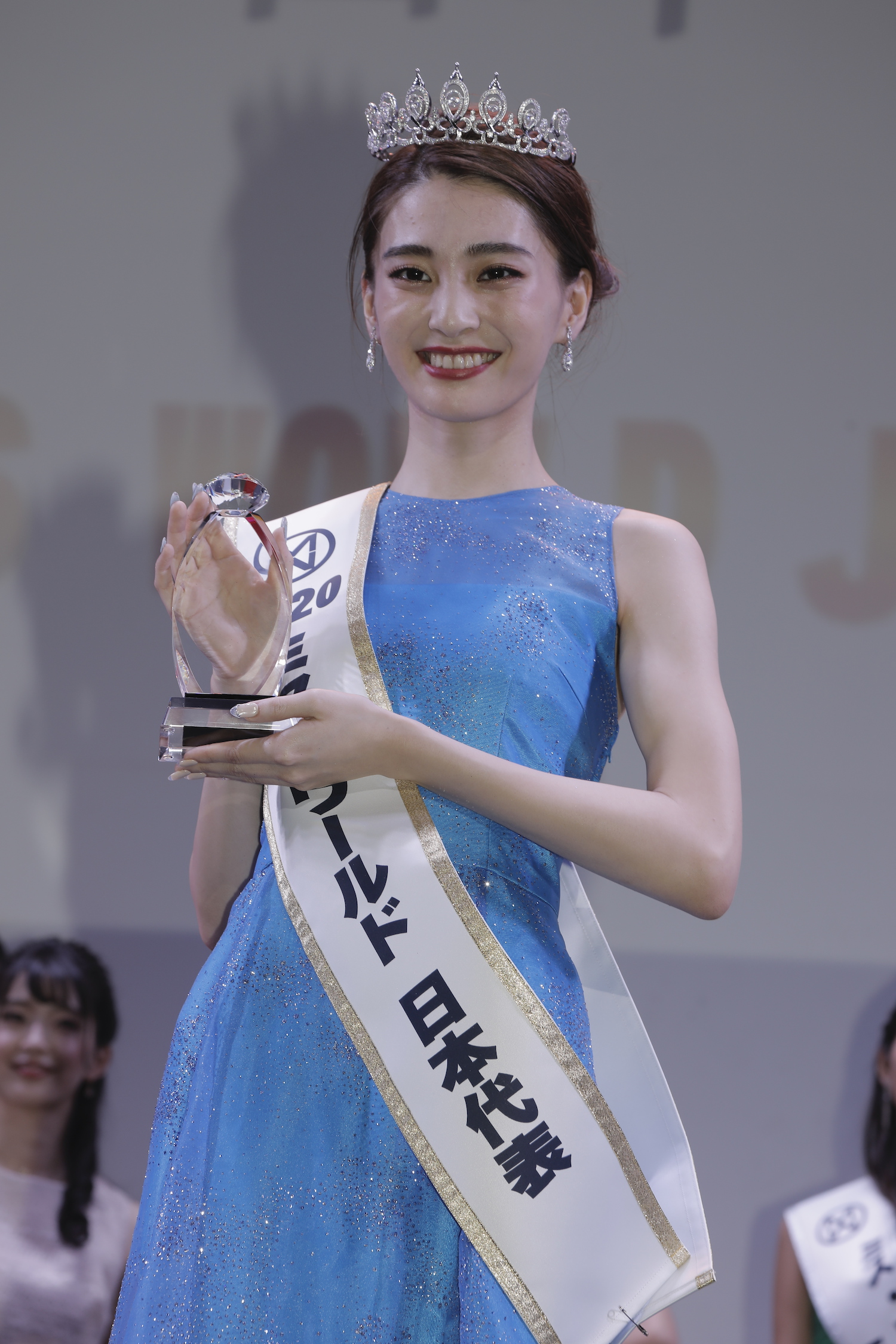 金谷鞠杏/MISS WORLD JAPAN 2020